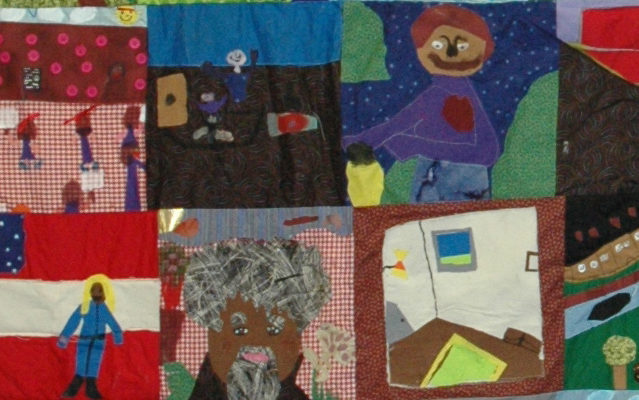 quilted history