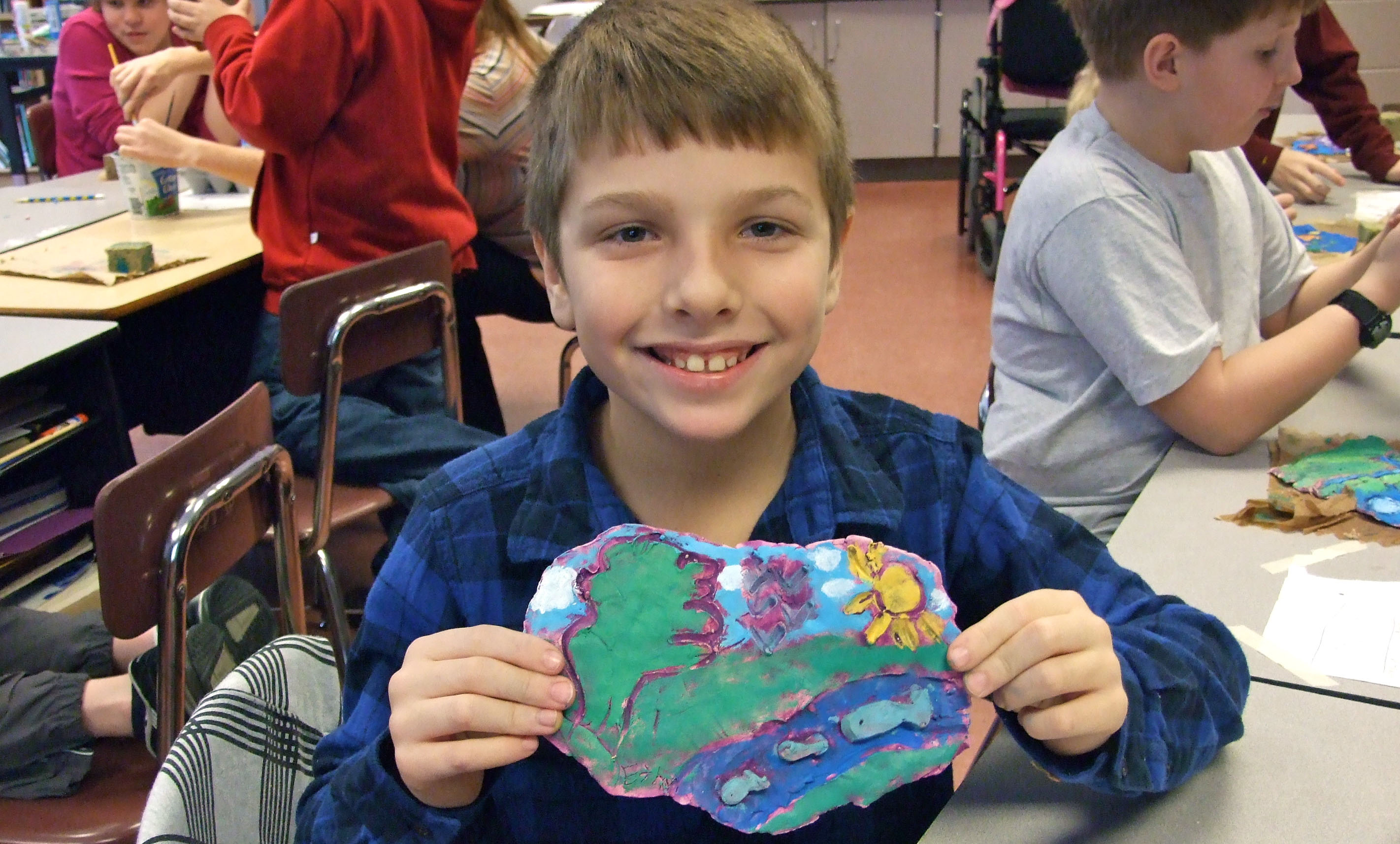Chemung River School Project
