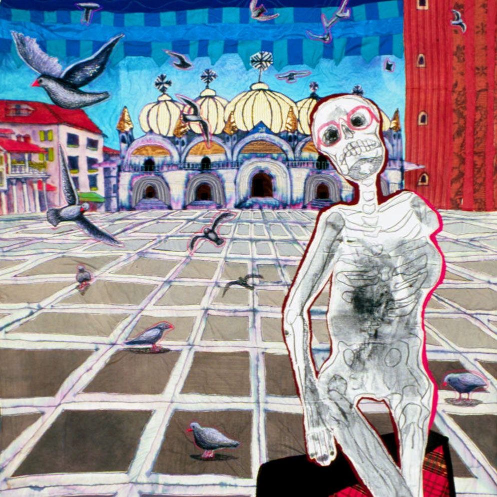 Selfportraits in Bones