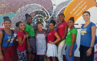 Mural Collaboration in the DR
